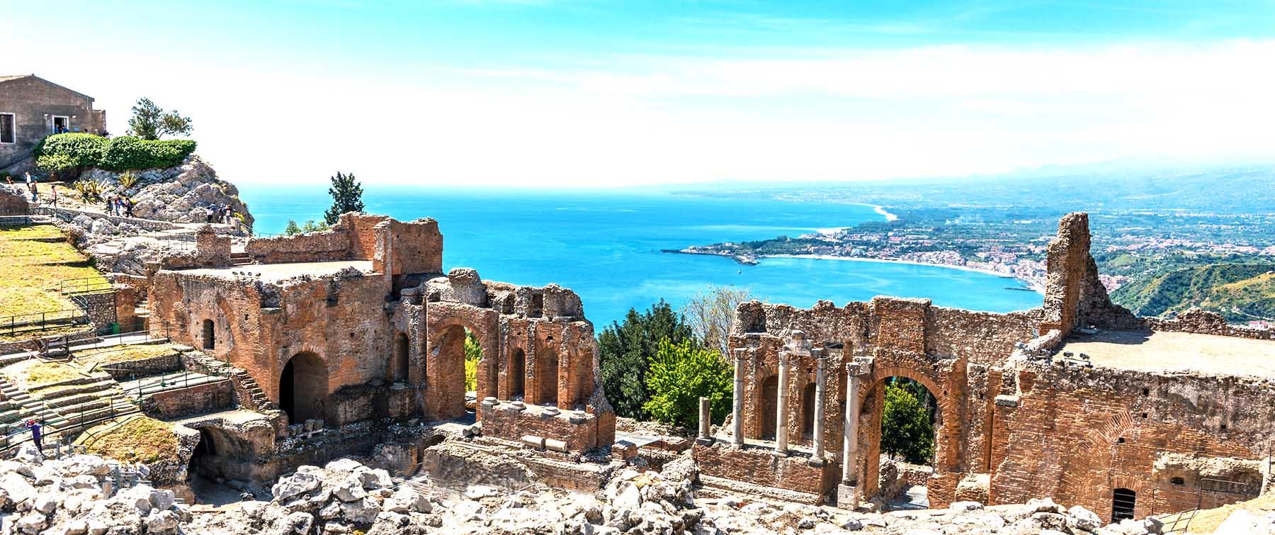 nouvelle destination Sicile