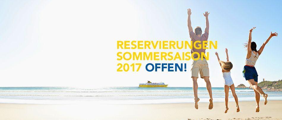 Reservierungen 2017