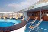 Ontspanning corsica ferries sardinia ferries for Mega express 2 piscine