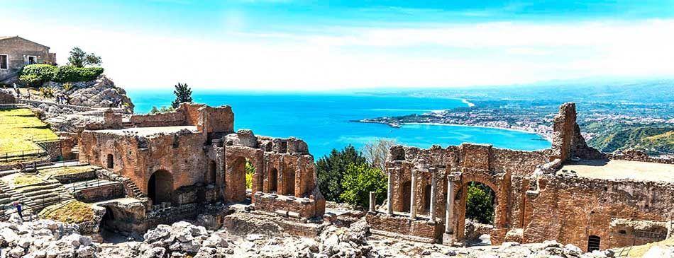 Offre ferry Sicile